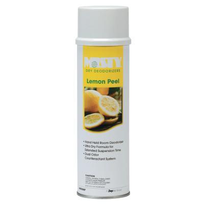 MISTY Handheld Air Deodorizer, Lemon Peel, 10oz Aerosol
