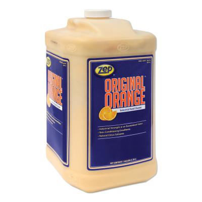 ZEP PROFESSIONAL Original Orange Industrial Hand Cleaner, 1 gal Jug, DISP/Pump Not Included