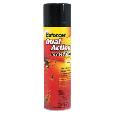 AMREP Dual Action Insect Killer, 16 oz  Aerosol Can