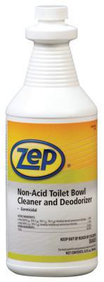 ZEP PROFESSIONAL Non-Acid Deodorizing Toilet Bowl Cleaner,