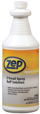 ZEP PROFESSIONAL ZEP PROFESSIONAL Z-TREADSPRAY BUFF SOLUTION