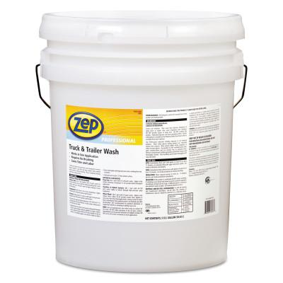 ZEP PROFESSIONAL Truck & Trailer Washes, 5 gal, Pail