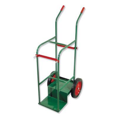 ANTHONY Medium Cylinder Set Tandem Carts, Holds 2 Cylinder, 42 in x 16 in