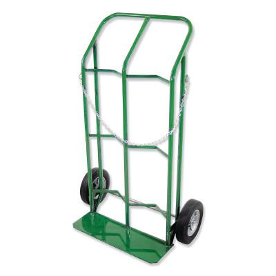 ANTHONY Heavy-Duty Dual Cylinder Delivery Carts, 48 in x 29 in