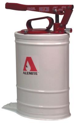 ALEMITE Multi-Pressure Bucket Pumps, 5 gal
