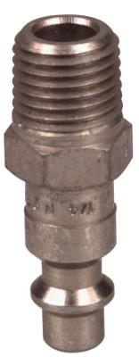 ALEMITE Connector To Thread Air Line Adapters, 1/4 in (NPTF)