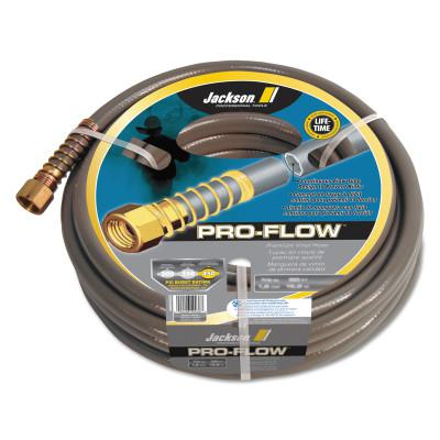 JACKSON PROFESSIONAL TOOL Pro-Flow Commercial Duty Hoses, 5/8 in X 50 ft