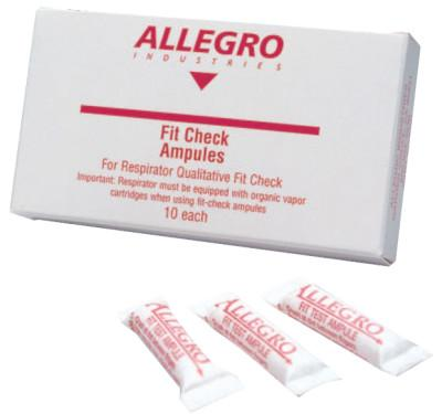 ALLEGRO FIT-CHECK AMPULES BANANAOIL FOR RESPIRA