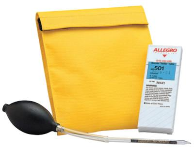 ALLEGRO Standard Smoke Test Kit for Air Purifying Respirators