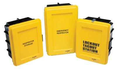ALLEGRO Wall Cases, For Respirator