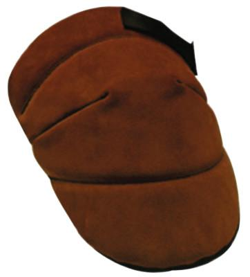 ALLEGRO Leather Knee Pads, Elastic Strap