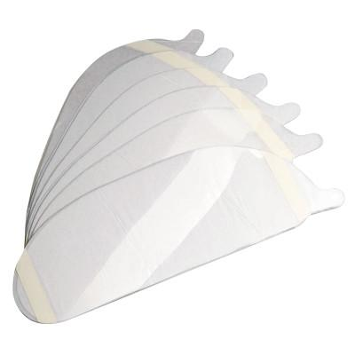 ALLEGRO Tyvek Supplied Air Respirator Accessories, Peel-Off Lens Cover