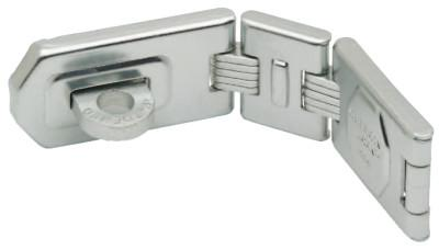 AMERICAN LOCK Double Hinge Hasps, 1 3/4 in W x 7 3/4 in L
