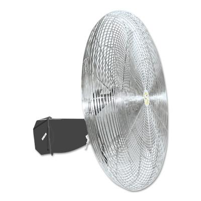 AIRMASTER Commercial Oscillating Air Circulator, Wall/Ceiling Mount, 30in, 1/4 hp, 3-Speed