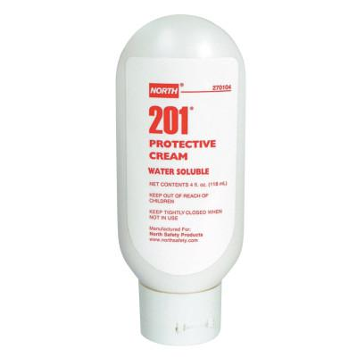 HONEYWELL NORTH 201 Protective Cream, 4 oz Tube