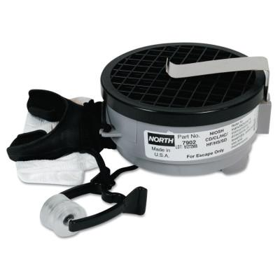 HONEYWELL NORTH Emergency Escape Respirators, For Acid Gases
