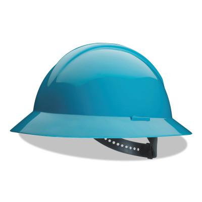 HONEYWELL NORTH Everest Hard Hats, 4 Point, Blue