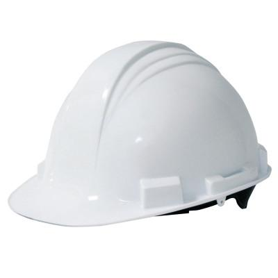 HONEYWELL NORTH Peak Hard Hat, Cap Style Hard Hat, 4-point, White