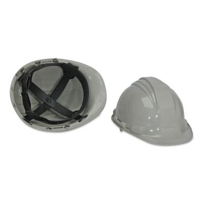 HONEYWELL NORTH Peak Hard Hats, A59, 4 Point, Cap, Gray