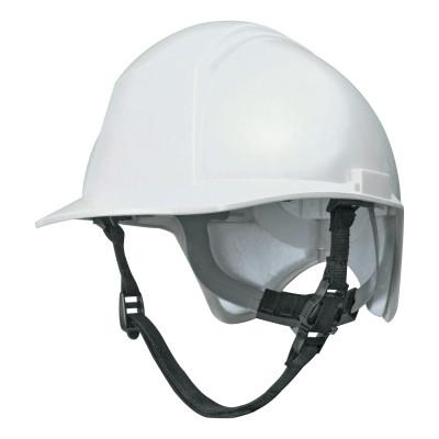 HONEYWELL NORTH Force Hard Hats, 6 Point, White