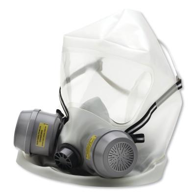 NORTH SAFETY CBRN Escape Hoods, Includes Emergency Escape CBRN Respirator, Nylon Carry Bag