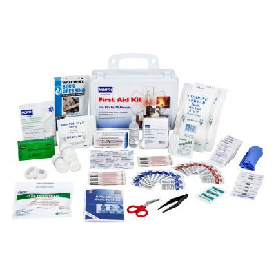 HONEYWELL NORTH 25 Person First Aid Kits, Plastic