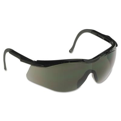 HONEYWELL NORTH N-Vision Safety Glasses, Smoke Lens, Anti-Scratch, Anti-Static