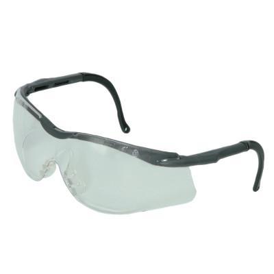HONEYWELL NORTH N-Vision Safety Glasses, Clear, 4A Anti-Scratch/Anti-Fog/Anti-Static/UV, T5655