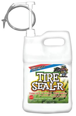 BERRYMAN PRODUCTS 1 GAL BOTTLE TIRE SEALERW/PUMP