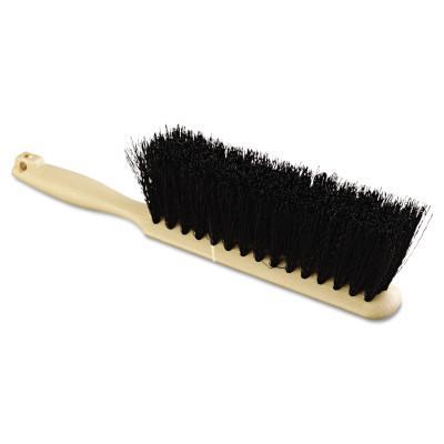 BOARDWALK PAPER Counter Brush, Polypropylene Fill, 8 in Long, Tan Handle