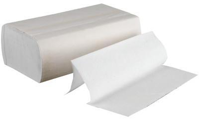 BOARDWALK PAPER Multi-Fold Paper Towels, White