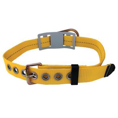 DBI/SALA Tongue Buckle Body Belt, w/Floating D-ring, No Pad, Medium