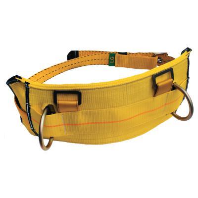 DBI/SALA Derrick Belt, Work Positioning D-rings, Tongue Buckle, use w/1105827 Harness, M