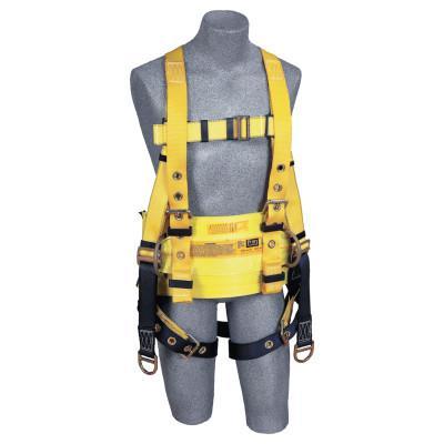 DBI/SALA Derrick Belt, Work Pos D-rings, Pass Thru Bkle Conn to Harness, use w/1104804, M