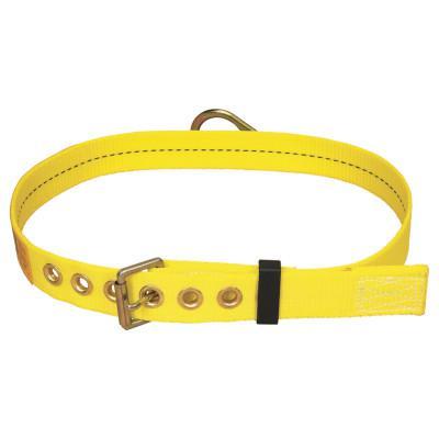 DBI/SALA Tongue Buckle Body Belt, w/Back D-ring, No Pad, Large