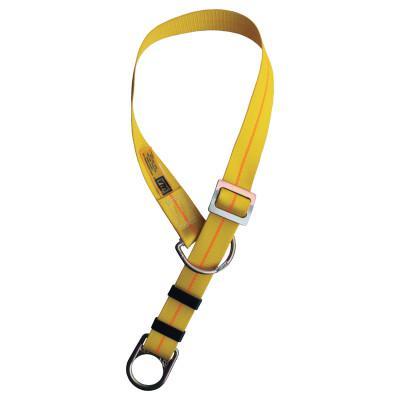 DBI/SALA Web Tie-Off Adjustable Adaptor Slings, D-Ring, O-Ring