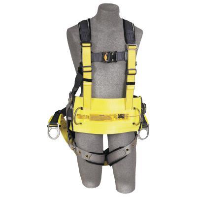 DBI/SALA Derrick ExoFit Harnesses, Dorsal D-Ring, Large