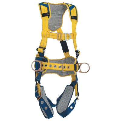 DBI/SALA Delta Comfort Construction Style Positioning/Climbing Harness, X-Large