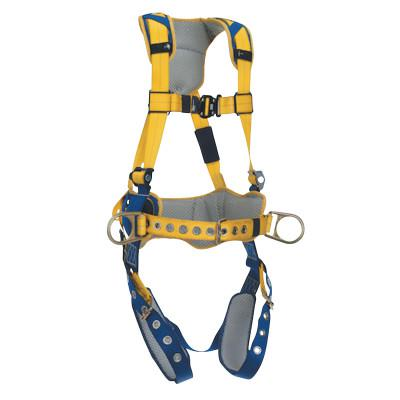 DBI/SALA Delta Comfort Construction Style Positioning Harnesses, Back & Side D-Rings, LG