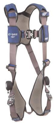 DBI/SALA ExoFit NEX Vest Style Harnesses, Back D-Ring, Large