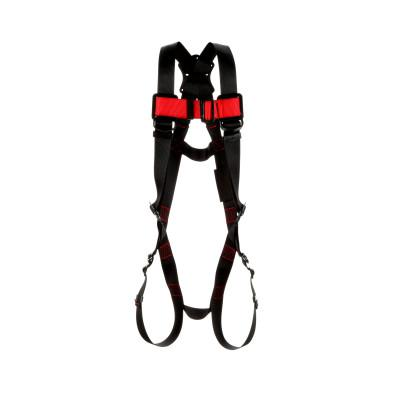 DBI/SALA Protecta Vest-Style Harnesses, Back D-Ring, 2X-Large, Quick Connect Buckles