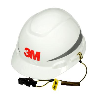 DBI/SALA Hard Hat Tethers, Used With 3M Hard Hats and Caps, Hat Clips