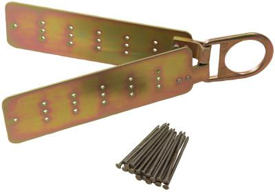 DBI/SALA Roof Anchors, D-Ring, Reusable for Hinged Roofs