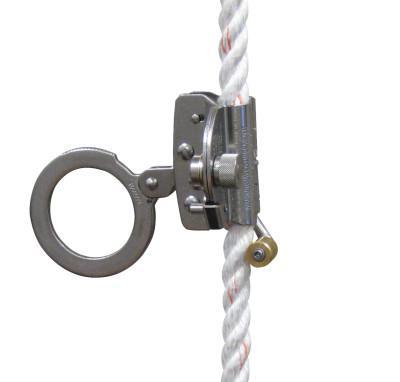 DBI/SALA PRO Mobile Rope Grabs, Inline 5/8 in. Polyester/Polypropylene Rope