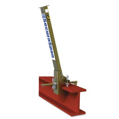 DBI/SALA SecuraSpan I-Beam HLL Stanchions with Bases, Stanchion