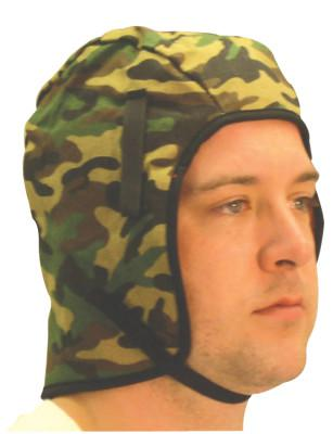 ANCHOR BRAND Camouflage Winter Liner, Medium Duty, Twill, Polyfiber/Cotton Lining