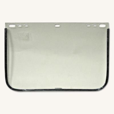 ANCHOR BRAND Visors, Clear, 12 x 8 in