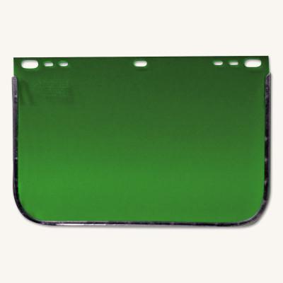 ANCHOR BRAND Visors, Light Green, 8 in