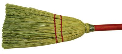 "ANCHOR BRAND Toy Broom, 22"" Handle, Corn Blend"