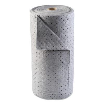 ANCHOR BRAND Universal Sorbent Rolls, Heavy-Weight, Absorbs 38 gal, 30 in x 120 ft